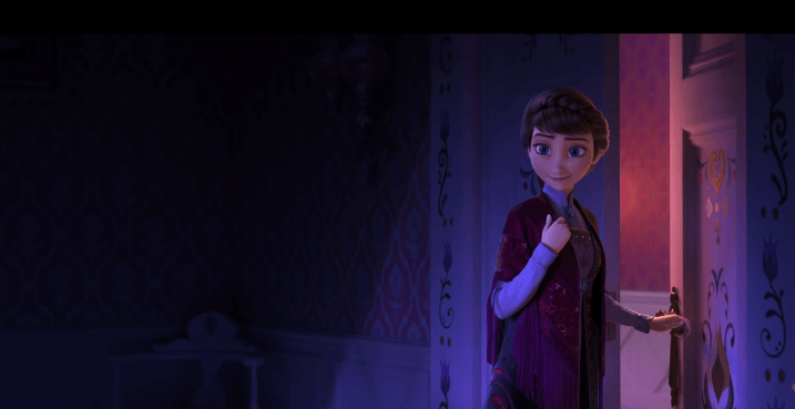 perfect Anna cosplay costumes of Disney Frozen 2